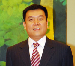 Zefeng Chen (Chairman and CEO)